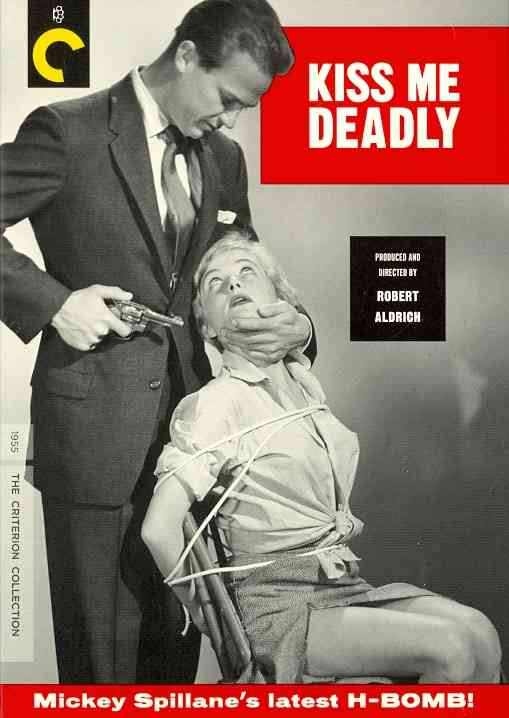 KISS ME DEADLY BY MEEKER,RALPH (DVD)