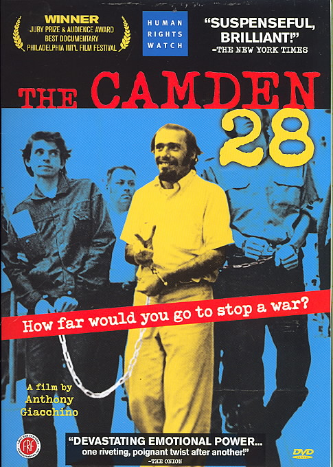 CAMDEN 28 BY GIACCHINO,ANTHONY (DVD)